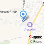 АриЭль на карте Астрахани