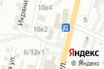 Схема проезда до компании День Ночь в Астрахани