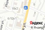 Схема проезда до компании Баракат в Астрахани