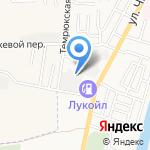 Астрахань Фиш на карте Астрахани