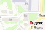 Схема проезда до компании АвтоТема в Йошкар-Оле