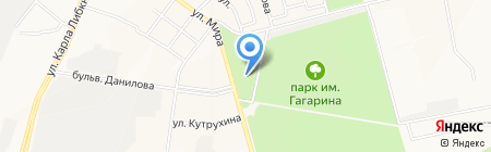 Автожестянщик на карте Йошкар-Олы