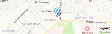 Марийский лесохозяйственный техникум на карте Йошкар-Олы