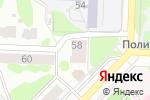 Схема проезда до компании Магазин хозяйственных товаров в Йошкар-Оле