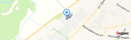 Гранит 12 на карте Йошкар-Олы