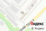 Схема проезда до компании Автокузов в Йошкар-Оле