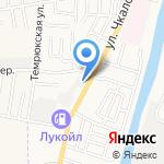Склад-магазин №1 на карте Астрахани