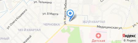Политехнический лицей-интернат на карте Йошкар-Олы