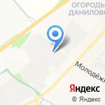 МСтудио на карте Йошкар-Олы