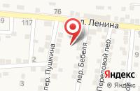 Схема проезда до компании Сибирский межрегиональный учебный центр в Старокучергановке