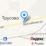 Вила на карте Астрахани