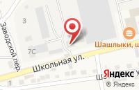 Схема проезда до компании Астраханьрыбпром в Трусово