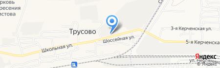 Астраханьрыбпром на карте Биштюбинки