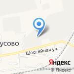 МСК-А на карте Астрахани