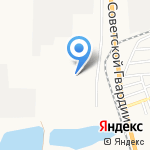 Влад на карте Астрахани