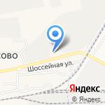 Зухал на карте Астрахани