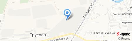 ВОИЛ на карте Биштюбинки