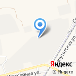 Флайт-Ком на карте Астрахани