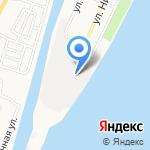 Радиосвязь на карте Астрахани