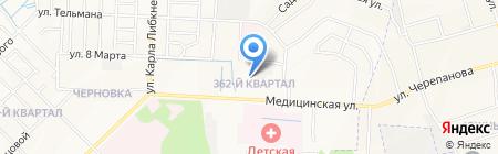 Golden Kids на карте Йошкар-Олы