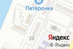Схема проезда до компании Почтовое отделение №16 в Астрахани