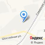 Антикормаш на карте Астрахани