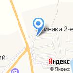 НиК на карте Астрахани