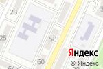 Схема проезда до компании Центр маркетинговых технологий в Астрахани