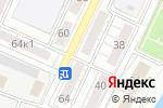 Схема проезда до компании Библиотека №2 в Астрахани