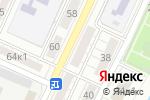 Схема проезда до компании Вельбот в Астрахани