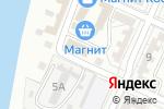 Схема проезда до компании Десятка в Астрахани