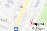 Схема проезда до компании Фелисия в Астрахани