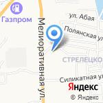 Престиж на карте Астрахани