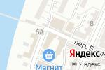 Схема проезда до компании На Десятке в Астрахани