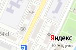 Схема проезда до компании LittleBig в Астрахани