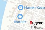 Схема проезда до компании Дельта в Астрахани