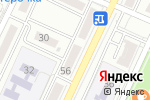 Схема проезда до компании Здравушка в Астрахани