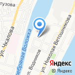Fix Price на карте Астрахани