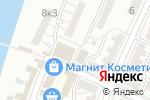Схема проезда до компании ЛЕН@СЕРВИС в Астрахани