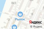 Схема проезда до компании Усадьба в Астрахани
