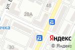 Схема проезда до компании Волго-Дон Сервис в Астрахани