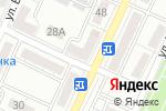 Схема проезда до компании Qiwi в Астрахани