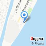 СП ШИППИНГ на карте Астрахани