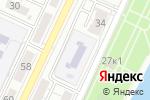 Схема проезда до компании Детский сад №90 в Астрахани