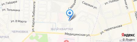 Садко на карте Йошкар-Олы