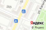 Схема проезда до компании Пивнофф в Астрахани