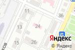 Схема проезда до компании Поликлиника №3 в Астрахани