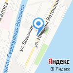 ПКФ Фиалка на карте Астрахани