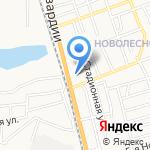 Центр мото и автотехники на карте Астрахани
