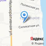 Почтовое отделение №13 на карте Астрахани